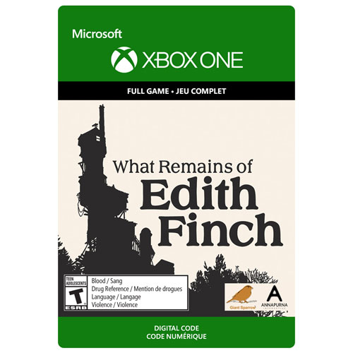 What Remains of Edith Finch - Digital Download
