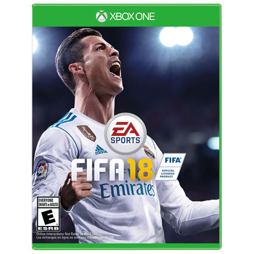 Fifa 18 (Xbox One)   Previously Played by Best Buy