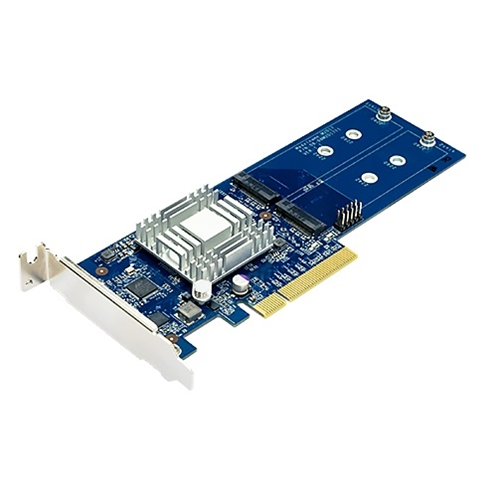 Synology Adapter Card PCI Express for 2xM.2 (M2D17)