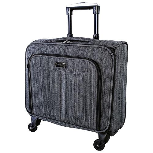Mallette à roulettes Travelpro de Nextech pour portable de 15,6 po - Gris