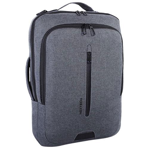Sac Designer Travelpro de Nextech pour portable de 15,6 po - Gris