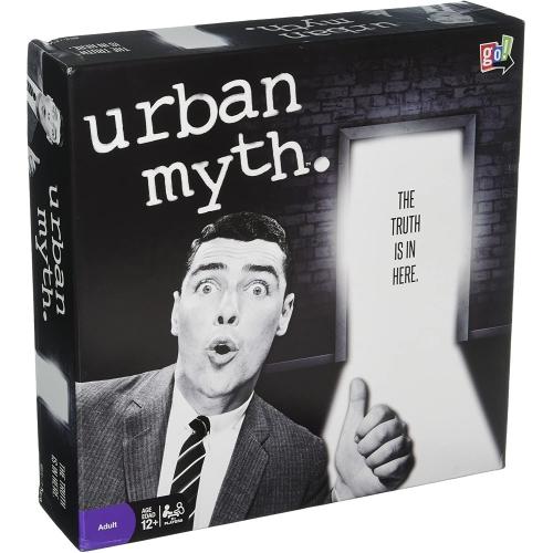 Outset Media - Urban Myth Game