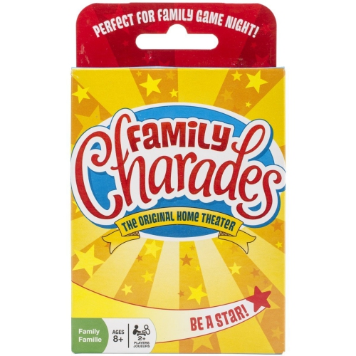 Outset Media - Family Charades Card Game