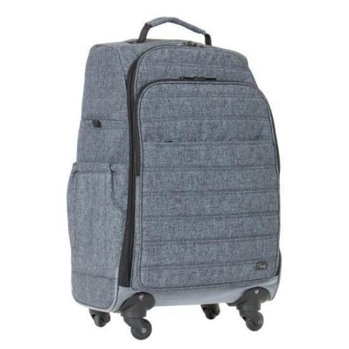 Lug - Cruiser Wheelie Bag (Heather Grey)