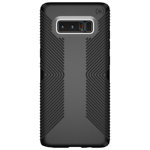 Speck Presidio Grip Fitted Hard Shell Case for Samsung Galaxy Note8 - Black