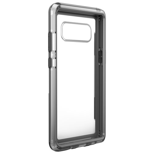 Pelican Voyager Fitted Hard Shell Case for Samsung Galaxy Note8 - Clear/Grey
