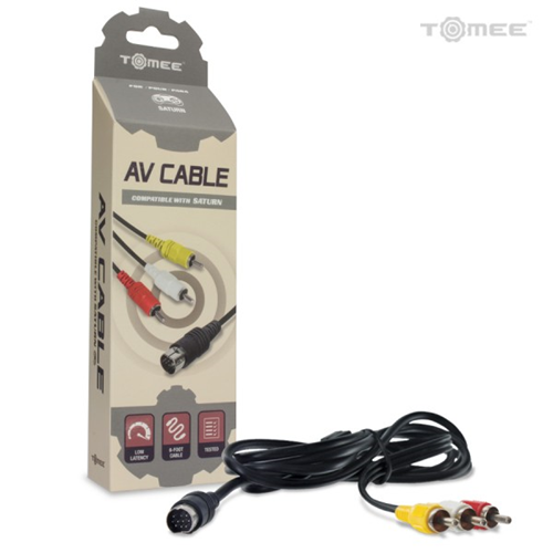 AV CABLE SEGA SATURN (TOMEE)