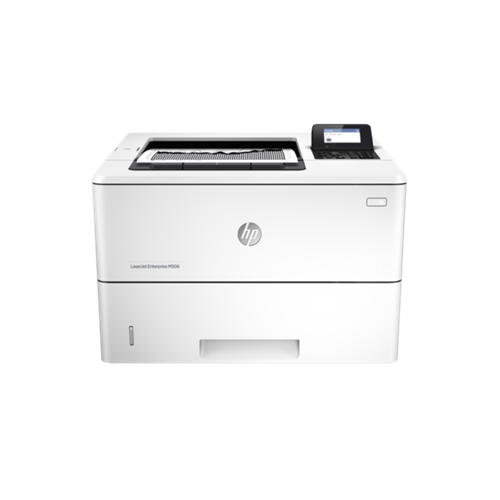 HP Laserjet Enterprise M506DN Monochrome Wired All-In-One Laser Printer - (F2A69A#BGJ)