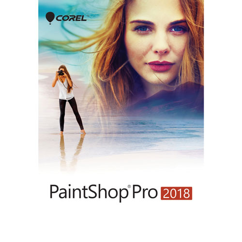 Corel PaintShop Pro 2018 (PC)