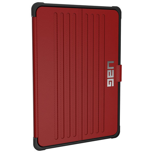 "UAG Metropolis Folio Case for iPad 9.7"" - Red"