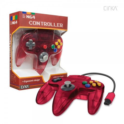 CONTROLLER N64 - WATERMELON CIRKA