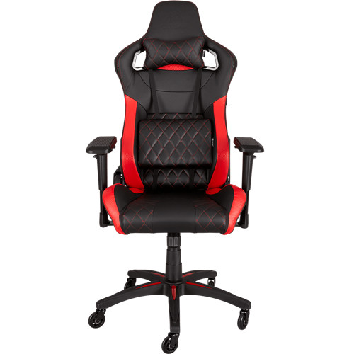Corsair T1 RACE Office Gaming Chair - Black/Red