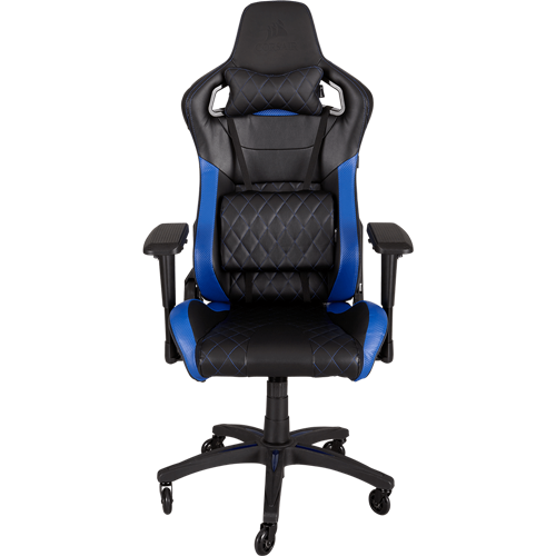 Chaise de Jeu Corsair T1 RACE Office - Noir/Bleu