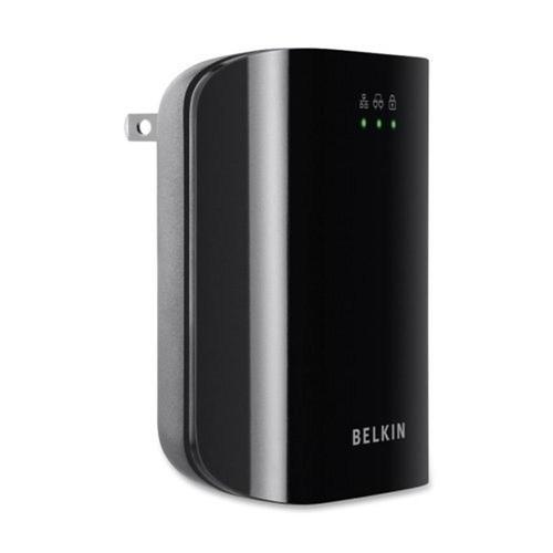 Belkin F5D4077 VideoLink Powerline Internet Adapter F5D4077