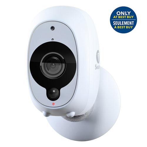 Swann Wireless Indoor Outdoor 1080p Ip Camera White