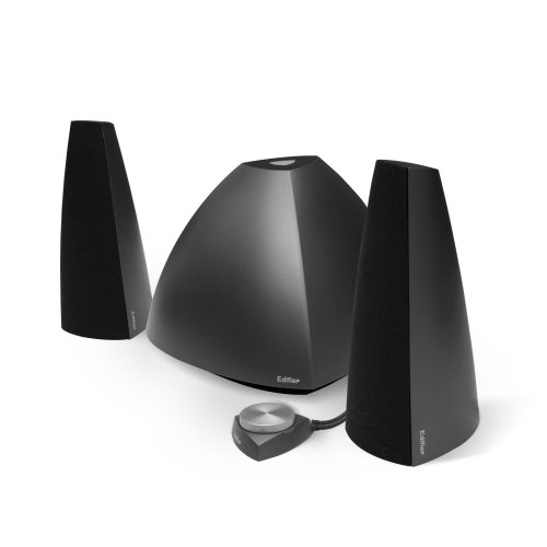 Edifier Prisma 2.1 Bluetooth Audio Computer Speakers System - Black
