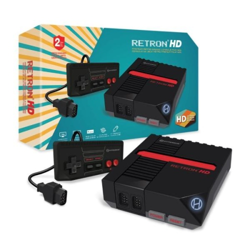 Hyperkin RetroN Gaming Console - Black