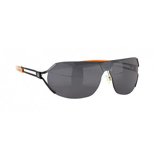 SUNGLASSES DESMO BLK/ORANGE DES-05107Z (GUNNAR)