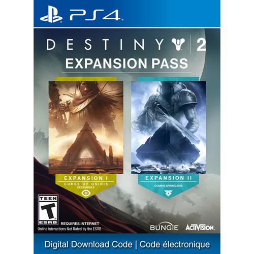 destiny 2 expansion packs