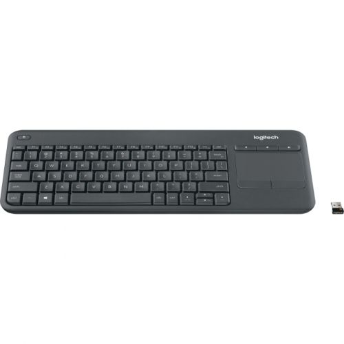 Logitech K400 Plus Wireless Touchpad Keyboard
