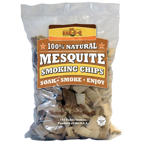 Blue Rhino Mr. Bar-B-Q Mesquite Wood Smoking Chips