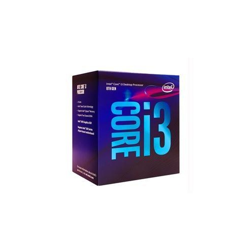 366eaa87a651 Intel Core i3 i3-8100 Quad-core (4 Core) 3.60 GHz Processor - Socket H4  LGA-1151Retail Pack - Online Only