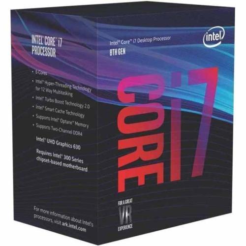Intel Core I7 8700 Hexa Core 6 Core 3 20 Ghz Processor Socket H4 Lga 1151 Retail Pack Bx80684i78700 Best Buy Canada