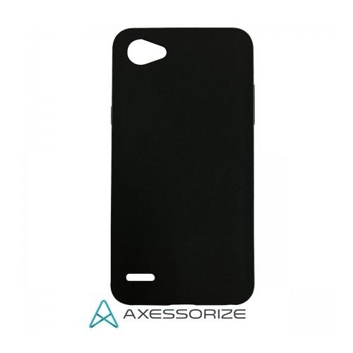 Axessorize Étui Silicone LG Q6 Noir