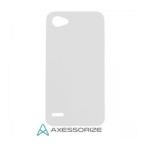 Axessorize Étui Silicone LG Q6 Transparent