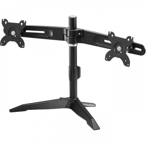 Amer Networks Dual Monitor Mount With Desk Stand (AMR2SU)