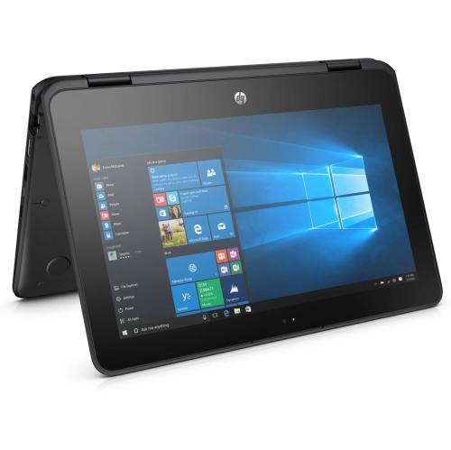 HP ProBook x360 11.6in Laptop (Intel Celeron N3350 / 128GB / 4GB RAM / Windows 10 Pro 64) - 1BS68UT#ABA