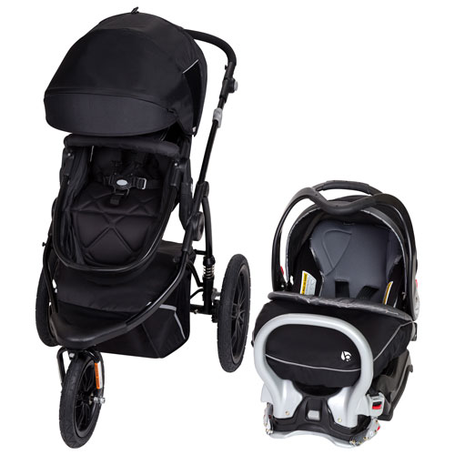 Baby Trend Bolt Performance Jogging Stroller With Ez Flex