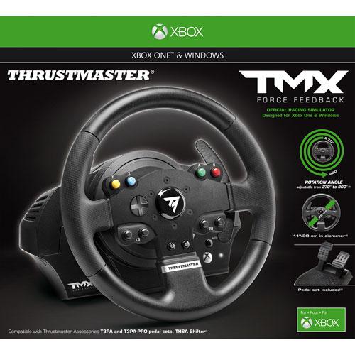 Thrustmaster TMX Racing Wheel for Xbox One