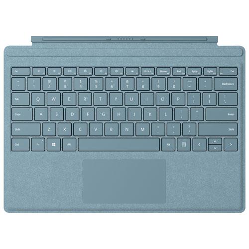 Microsoft Surface Pro Signature Keyboard Type Cover - Aqua Blue - English