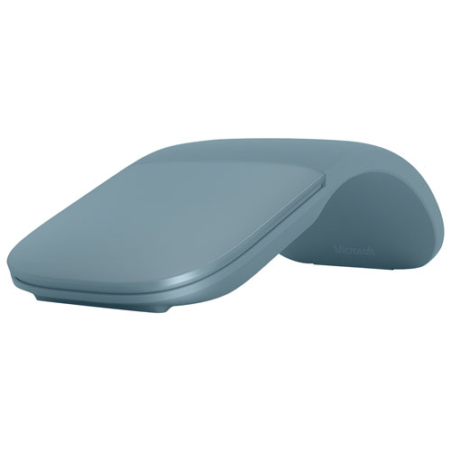 Microsoft Surface Arc Mouse - Aqua Blue