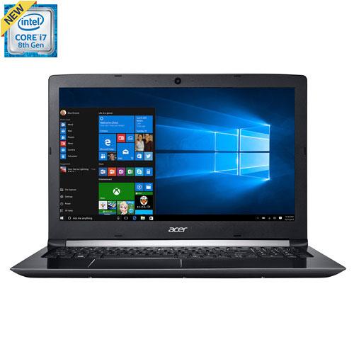 "Acer Aspire 5 15.6"" Laptop - Black (Intel Core i7-8550U/256GB SSD/12GB RAM/Windows 10)"