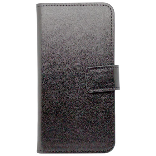 Vetta Fitted Hard Shell Folio Case for Samsung A5 - Black