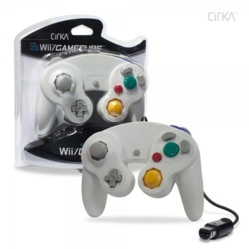 CONTROLLER GAMECUBE/WII - WHITE CIRKA