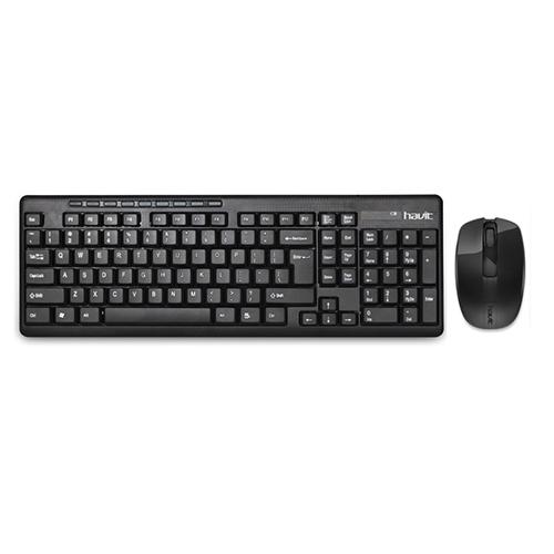 Havit HV-KB533GCM 2.4Ghz Wireless Keyboard & Mouse Combo