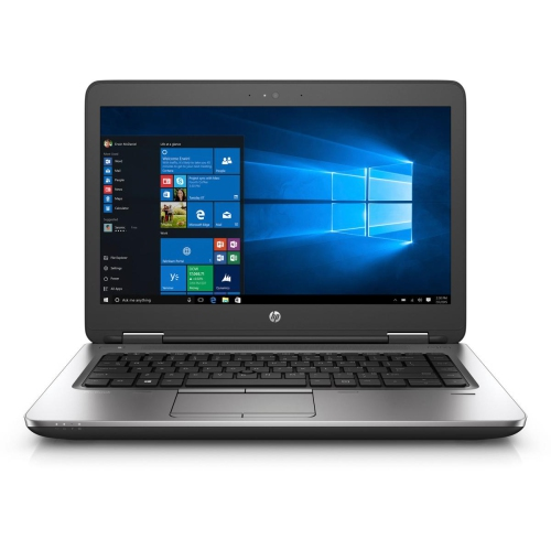 HP ProBook 645 G3 14in Laptop (AMD PRO A8-9600B / 500GB / 8GB RAM / Windows 10 Pro 64-Bit) - 1BS14UT#ABL