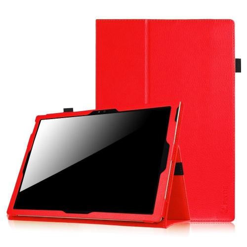 Étui de protection pour Microsoft Surface Pro 3/4 - rouge