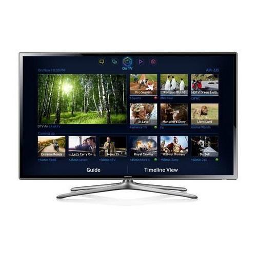 SAMSUNG UN46F6350 46 INCH 1080P 240 CMR LED SMART TV - REFURBISHED