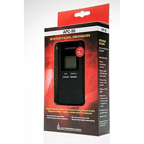 Breathalyzers: Mouthpiece & Portable Keychain | Best Buy Canada