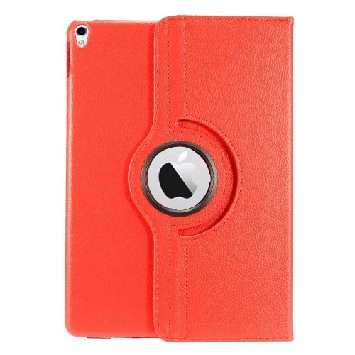 "Insten Flip Leather Fabric Cover Case w/stand For Apple iPad Pro 10.5"" - Red"