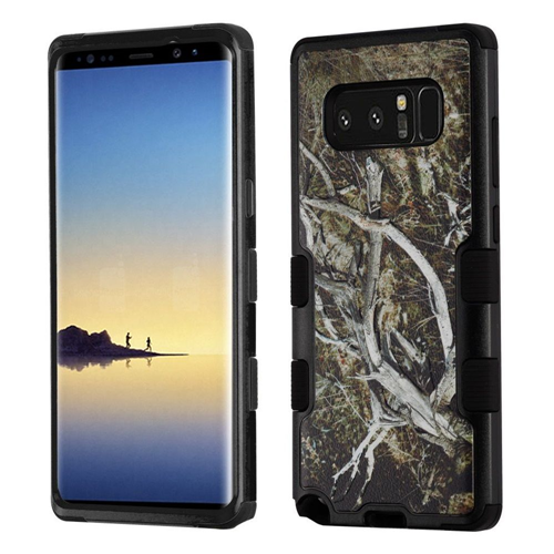 Insten Tuff Vines Hard Hybrid Plastic TPU Cover Case For Samsung Galaxy Note 8 - Multi-Color