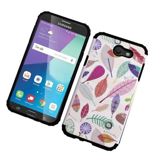 Insten Feather Hard Case For Samsung Galaxy J3 (2017)/J3 Eclipse/J3 Emerge/J3 Prime, Multi-Color