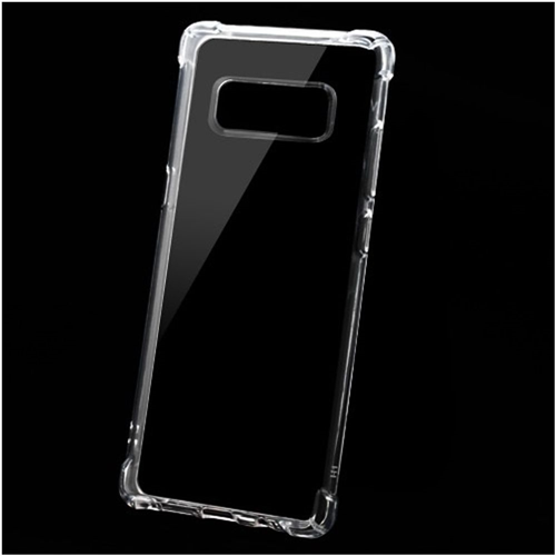 Insten Gel Cover Case For Samsung Galaxy Note 8 - Clear