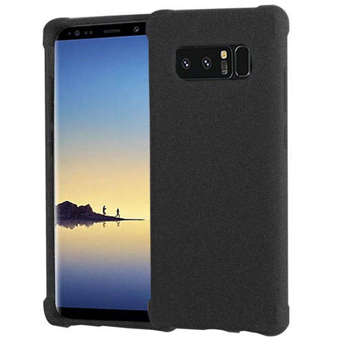 Insten Fitted Soft Shell Case for Samsung Galaxy Note 8 - Black