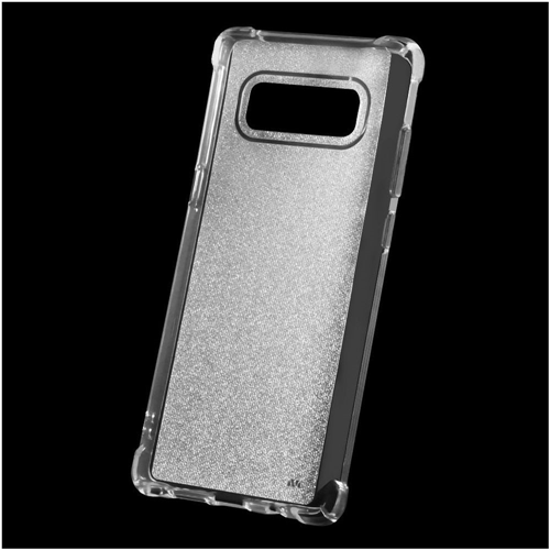 Insten Sheer Glitter TPU Case For Samsung Galaxy Note 8 - Clear