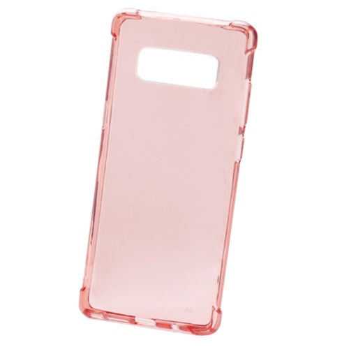 Insten Gel Transparent Cover Case For Samsung Galaxy Note 8 - Rose Gold